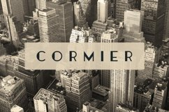 Cormier Typeface Product Image 1