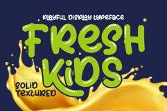 Fresh Kids - Summer Font Product Image 1