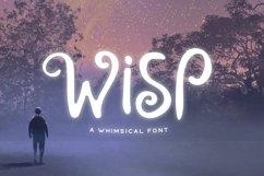Wisp Typeface Product Image 1