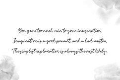 Ocean Dream   Brush Script Font Product Image 2
