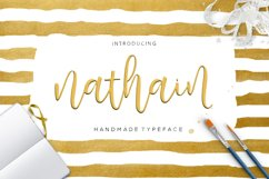 Nathain Font Duo Product Image 1