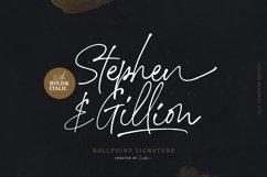 Stephen & Gillion - Signature Script Product Image 1