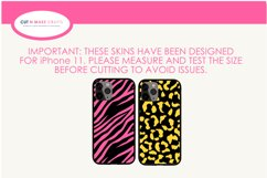 25 iPhone 11 SVG Designs| Phone Case Decals Product Image 3