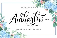 Amberlie Product Image 1