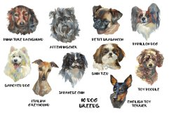 """Toy dogs"" watercolor set Product Image 3"