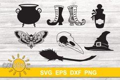Halloween SVG Bundle   Gothic SVG bundle 16 designs Product Image 2