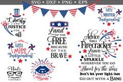 The 4th of July SVG Pack - Limited Promotion Product Image 1