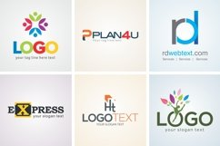 Creative Logo Design Template Set 20 Product Image 1