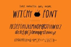Witchy| A Spooky Sans-Serif Product Image 2