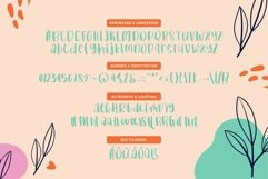 Baballe - Cute Kids Font Product Image 5