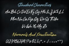 Chalk Talks - Chalk Script Font Product Image 10