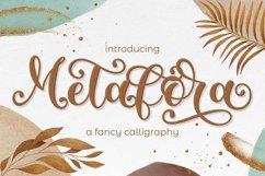 Metafora   Fancy Calligraphy Product Image 1