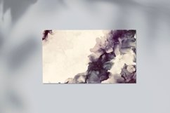 12 Dark Alcohol Ink Backgrounds. Product Image 2