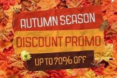 Web Font Caesar Seasonal Font Product Image 4