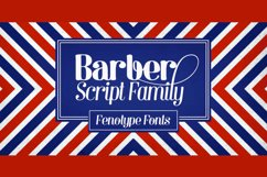 Barber Product Image 1