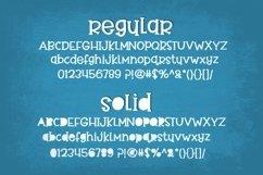 Handwritten Font Bundle - 4 Cut-friendly Fonts Product Image 5