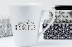 Cacti Bloom Font Duo Product Image 3