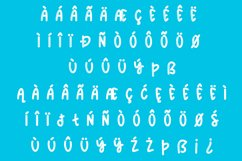 Summer Meadows - Shiny & Solid Fun & Quirky Font Product Image 6