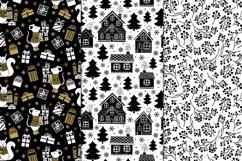 12 Christmas Seamless Patterns Product Image 3