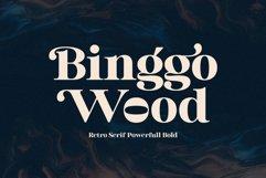 Binggo Wood Display Product Image 1