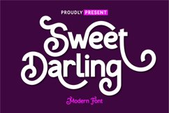 Sweet Darling Product Image 1
