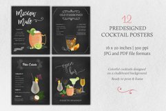 Cocktail Illustrations & Posters Product Image 4