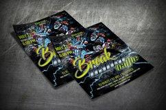 BREAK DANCE BATTLE |Break Dance Flyer | Photoshop Template Product Image 3