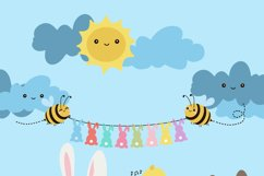 PNG Easter clipart, easter illustrations and graphics Product Image 4