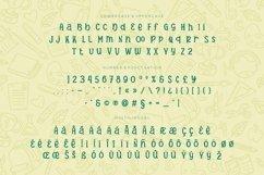 Hanebira - School Display Font Product Image 3