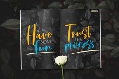 Thug Rose - A Handwritten Script Font Product Image 3