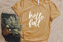 Pumpkin Harvest - Modern Handwritten Script Font Product Image 14