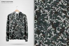 China Flecktarn Camouflage Patterns Product Image 4