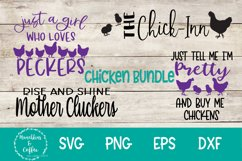 Chicken Bundle- SVG Product Image 1