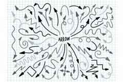 Arrow collection design decoration. Product Image 1