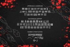 Web Font SENBONZAKURA Font Product Image 3