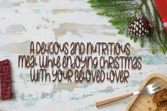 Happy Christmas - Typeface Font Product Image 5