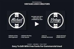 1046 Vintage Logo Creators Product Image 2