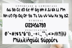 Vibes On Monday - Beautiful Handwritten Font Product Image 2