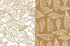 Gold and fish. Product Image 2