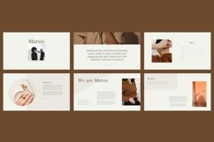 MARSIE Powerpoint Template Product Image 3