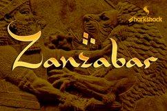 Zanzabar Product Image 1