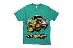 t shirt design cartoon concept Product Image 2