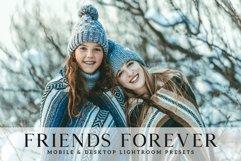 Friends Forever Mobile & Desktop Lightroom Presets Product Image 1