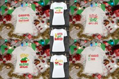 Funny Christmas Quotes Bundle - SVG, EPS, DXF, PNG Product Image 3