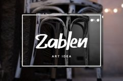 Cursey | Modern Typeface Font Product Image 5
