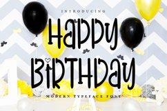 Happy Birthday Product Image 1