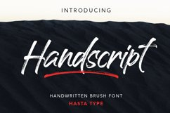 Handscript Product Image 2