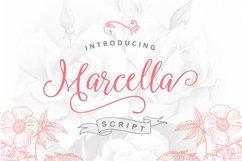 Marcella Script Product Image 1