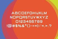 Web Font Faegan Typeface Product Image 4