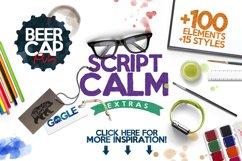 Script Calm  100 Elements  Bonus Product Image 2